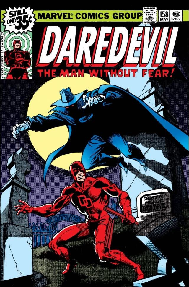 Image result for daredevil 158