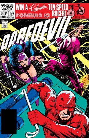 Daredevil Vol 1 176