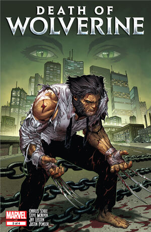 Death of Wolverine Vol 1 2