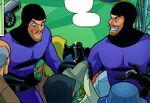 Ernesto & Luigi Gambonno (Earth-20051) X-Men and Power Pack Vol 1 3