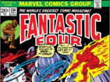 Fantastic Four Vol 1 134