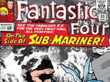 Fantastic Four Vol 1 33