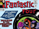 Fantastic Four Vol 1 38
