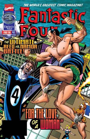 Fantastic Four Vol 1 412