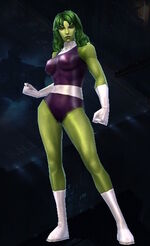 Jennifer Walters (Earth-TRN012) from Marvel Future Fight 001