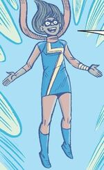 Kamala Khan (Earth-16127) from All-New, All-Different Avengers Annual Vol 1 1 002
