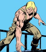 Kurt Klemmer (Earth-616) from Omega the Unknown Vol 1 6 0001