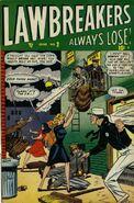 Lawbreakers Always Lose Vol 1 2