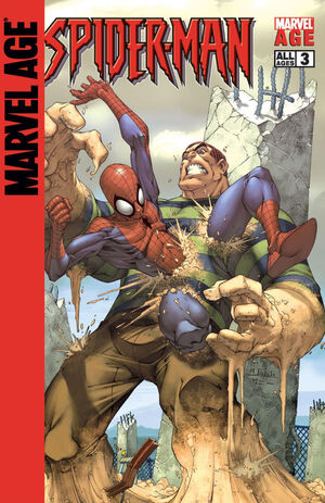 Marvel Age Spider-Man Vol 1 3