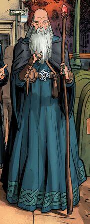 Merlyn (Otherworld) from Doctor Strange and the Sorcerers Supreme Vol 1 1 001