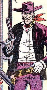 Mort (Old West) (Earth-616) from Matt Slade, Gunfighter Vol 1 4 0001