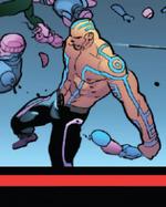 Nezhno Abidemi (Earth-TRN727) from X-Men Red Vol 1 5 001