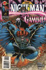 Night Man Gambit Vol 1 1