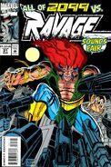 Ravage 2099 Vol 1 21
