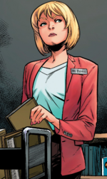 Sally Blevins (Age of X-Man) (Earth-616) from Age of X-Man Nextgen Vol 1 2 001