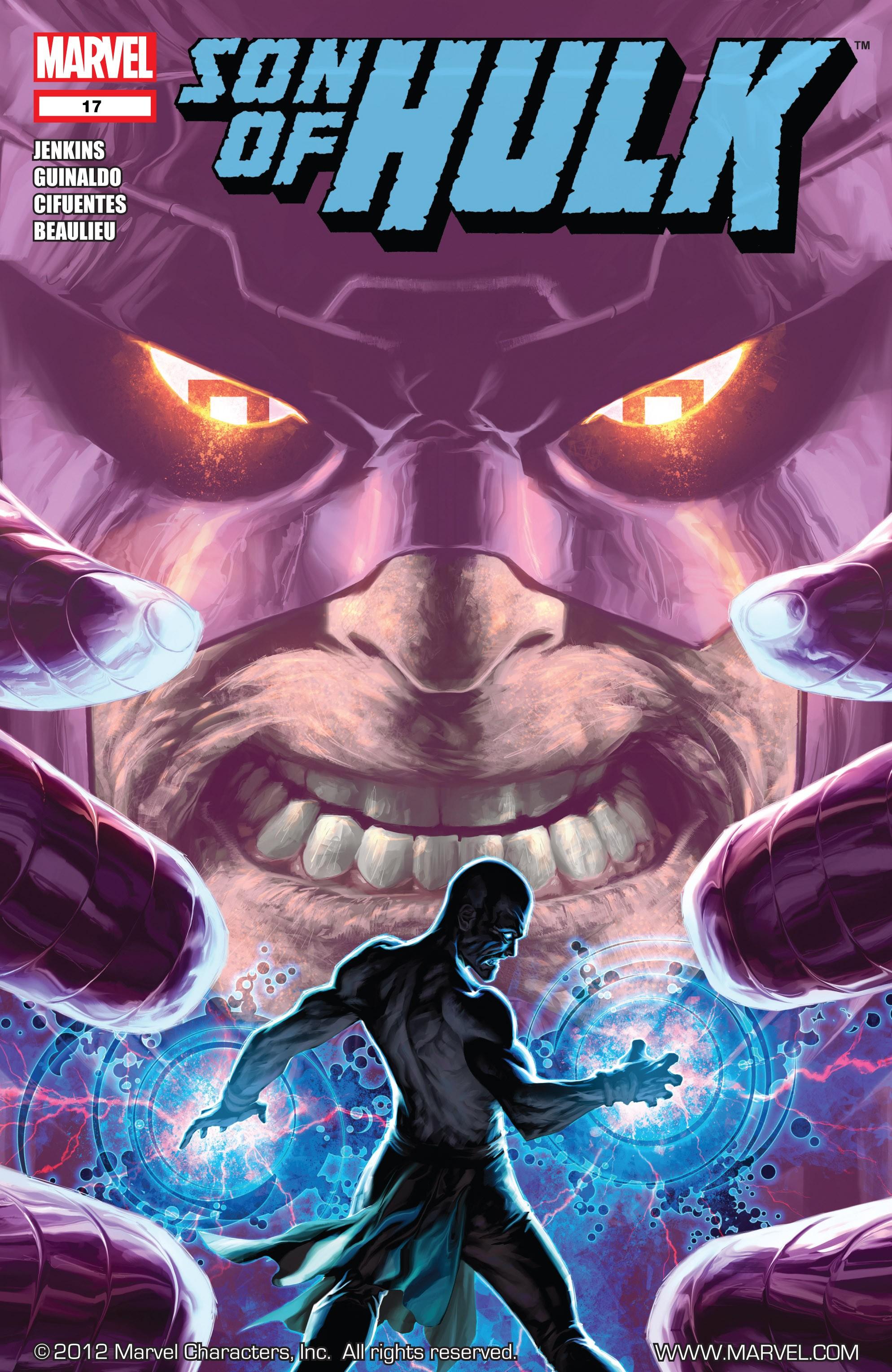 Son of Hulk Vol 1 17