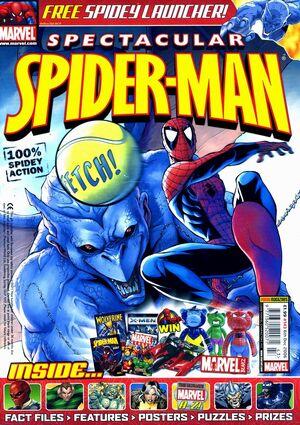 Spectacular Spider-Man (UK) Vol 1 143