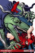 Spider-Man 1602 Vol 1 4 Textless