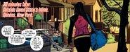 Stacy Family Residence from Spider-Woman Vol 6 6