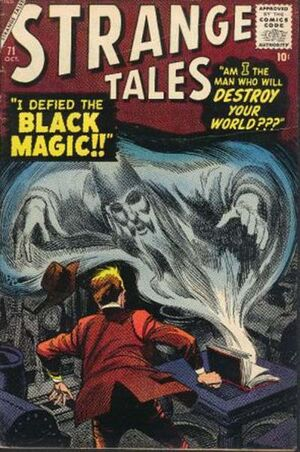 Strange Tales Vol 1 71