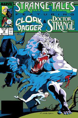 Strange Tales Vol 2 16