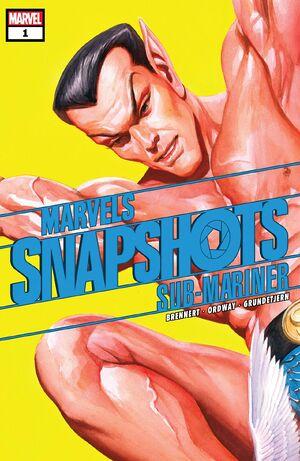 Sub-Mariner Marvels Snapshot Vol 1 1