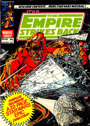 The Empire Strikes Back Monthly (UK) Vol 1 141