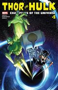 Thor vs. Hulk Champions of the Universe Vol 1 5