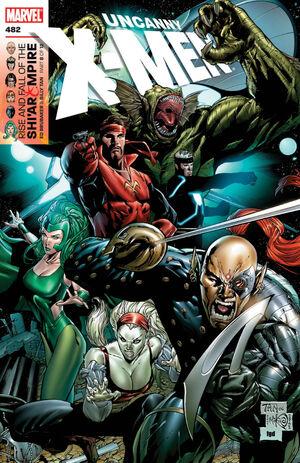 Uncanny X-Men Vol 1 482