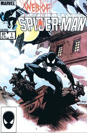 Web of Spider-Man Vol 1 1