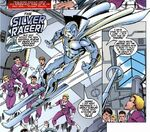 Willie Lincoln (Earth-9602), Challengers of the Fantastic (Earth-9602), and June Masters (Earth-9602) from Challengers of the Fantastic Vol 1 1 0001