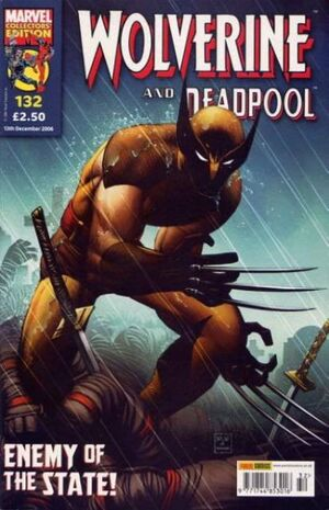 Wolverine and Deadpool Vol 1 132
