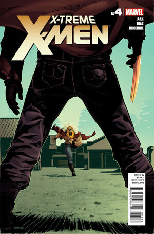 X-Treme X-Men Vol 2 4