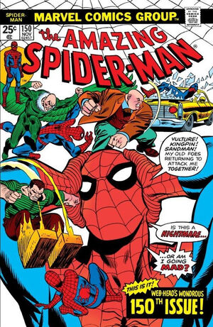Amazing Spider-Man Vol 1 150