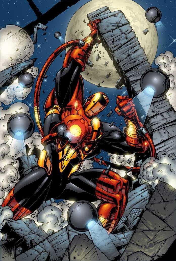 Iron Man Armor Model 19 | Marvel Database | FANDOM powered
