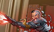 Anthony Stark (Earth-616) from Iron Man Vol 5 1 001