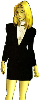 Arcanna Jones (Earth-31916) from Supreme Power Hyperion Vol 1 1 0001