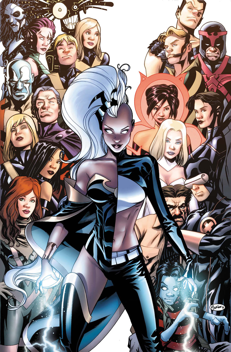 Astonishing X-Men Vol 3 47 Textless
