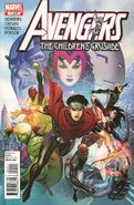 Avengers The Children's Crusade Vol 1 1