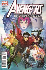 Avengers: The Children's Crusade Vol 1 1
