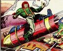 Baron Hitso (Earth-616) and Kamakazi Missiles from Captain America Comics Vol 1 43 0001