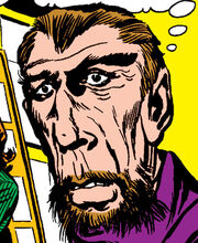 Bentley Wittman (Earth-616) before becoming a criminal from Strange Tales Vol 1 102