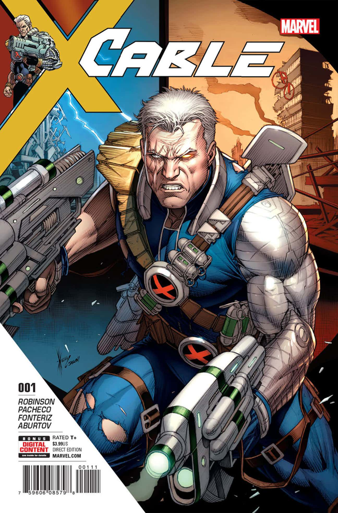 Marvel Cable