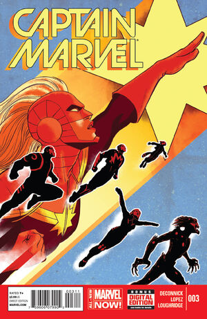 Captain Marvel Vol 8 3