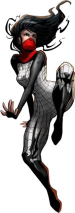 Cindy Moon (Earth-TRN461) from Spider-Man Unlimited (video game) 003