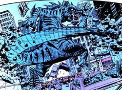 Droom (Earth-616) from Marvel Monsters Monsters on the Prowl Vol 1 1 0001