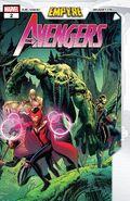 Empyre Avengers Vol 1 2