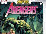 Empyre: Avengers Vol 1 2