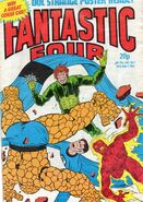 Fantastic Four (UK) Vol 1 5