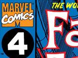 Fantastic Four Vol 1 357